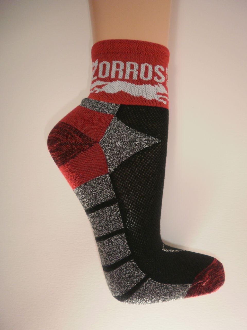 Calcetines personalizados zorros calcetines - Calcetines de navidad personalizados ...